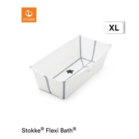 FLEXI BATH XL WHITE STOKKE STOKKE