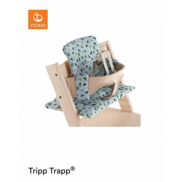 TRIPP TRAPP CLASSIC CUSHION BLUE FOX STOKKE STOKKE