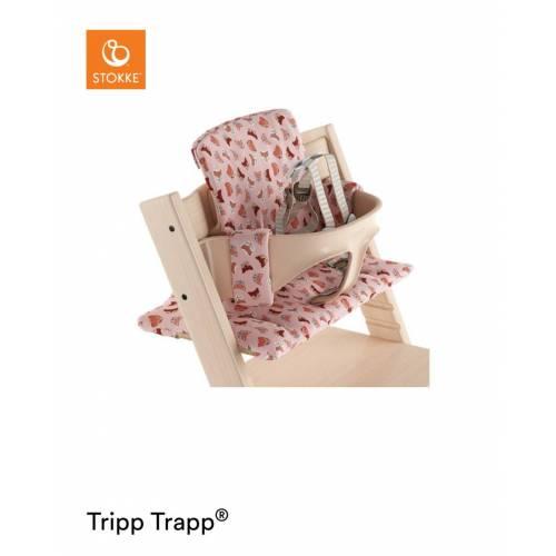 TRIPP TRAPP CLASSIC CUSHION PINK FOX STOKKE STOKKE