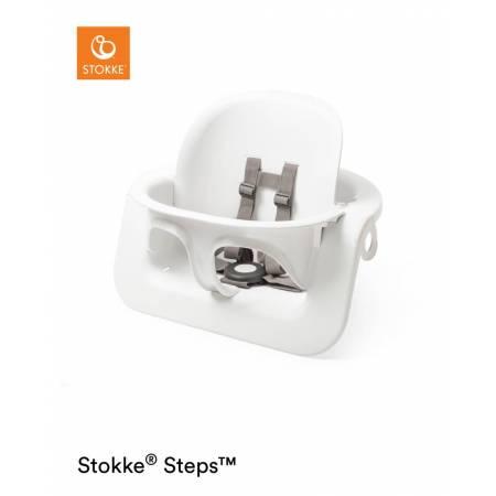 STEPS BABY SET WHITE STOKKE STOKKE