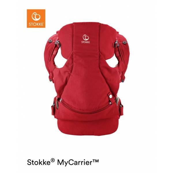 STOKKE MYCARRIER FRONT CARRFIER RED STOKKE