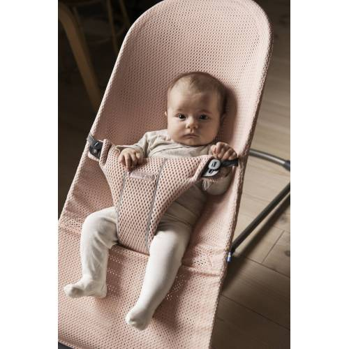 HAMACA BLISS ROSA PERLA MESH 3D BABYBJÖRN BABYBJORN
