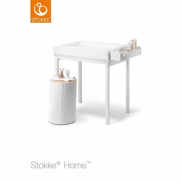 STOKKE HOME CHANGER WHITE STOKKE